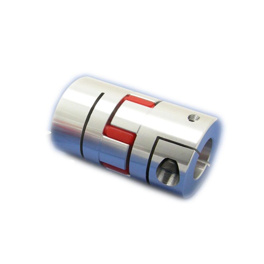 Koppler Motor Jaw Shaft Coupler Flexible Plum Wellenkupplung CNC-Schrittmotor