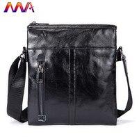 Mva Men Handbag Men Leather Crossbody Bag Cheap Price Cowhide Leather Men Shoulder Bag Genuine Leather Men Handbag