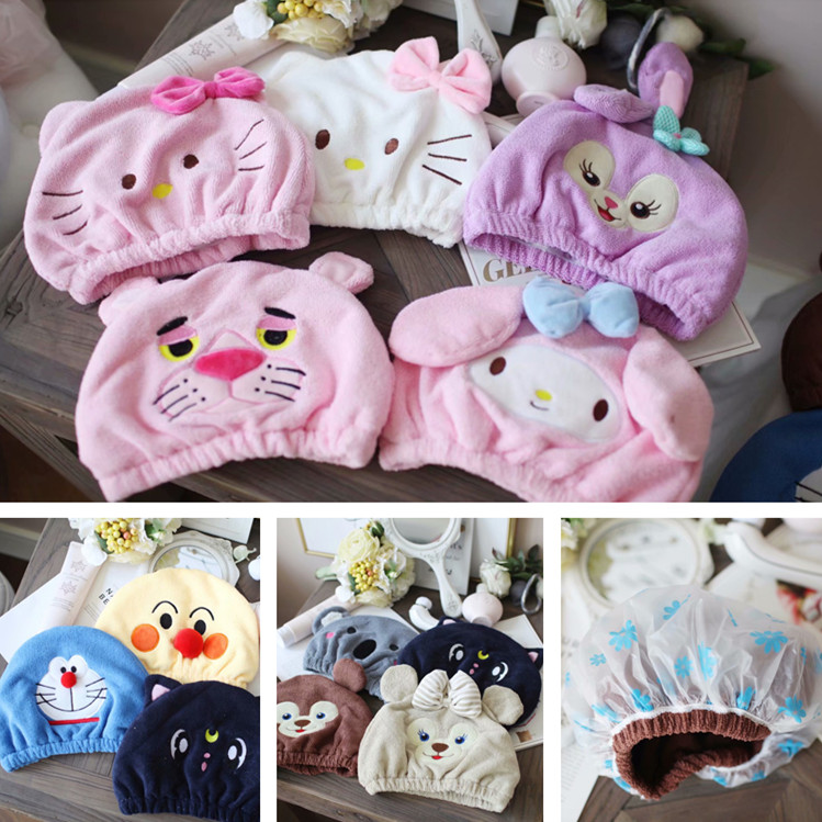 Expressive Cartoon Duffy Bear Stellalou Rabbit Shelliemay Hello Kitty My Melody Luna Cat Pink Panther Doraemon Anpanman For Children Gifts Relieving Rheumatism Coin Purses Luggage & Bags