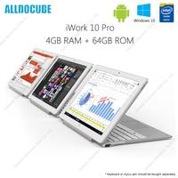 Promo ALLDOCUBE iWork 10 Pro 2 en 1 Tablet con teclado 10 1 pulgadas Windows 10 Android
