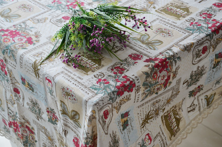 Durable cloth Fashion DIY Cotton Fabric Fluid cloth curtain fabric home decoration sofa flower printed fabric table cloth 150cm