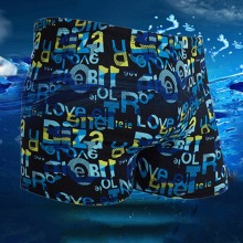 Мужские плавки для плавания с принтом, одежда для плавания, спортивные плавки, купальный костюм, пляжные шорты, купальный костюм, пляжные шорты, новинка