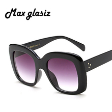 Square Sunglasses Women Retro Brand Designer
