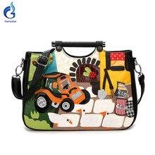 Frauen taschen mode handtaschen dekorative handgemachte stickerei retro frauen vintage handtasche auto stil designal Auto Umhängetasche