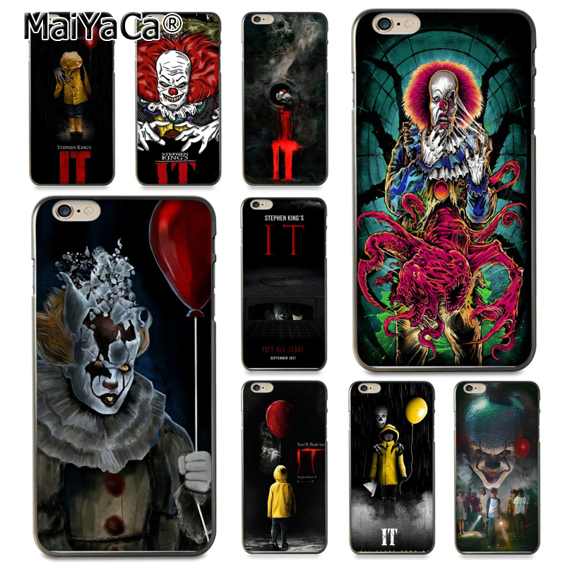 coque iphone 5 clown