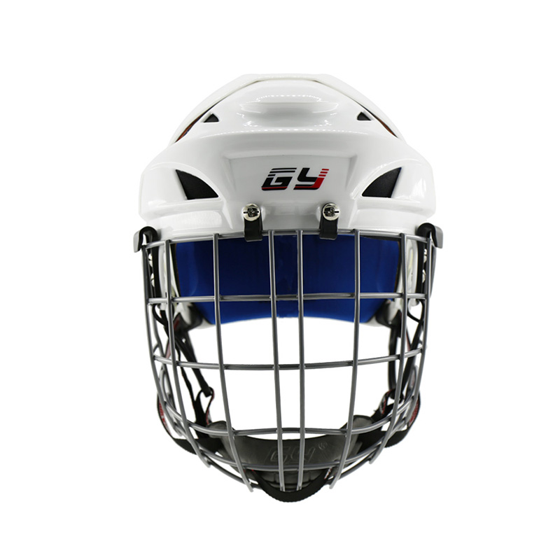 Free Shipping High-density PP shell Comfortable Protective Equipment ice hockey player helmet for sale free shipping ce hecc csa approved new design ice hockey helmet hockey sport helmet with mask for adlut