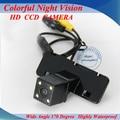 CCD night vision Car rear view camera For suzuki swift Grand Vitara before 2010 car parking camera