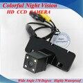 Visão CCD noite câmera de visão traseira Do Carro Para suzuki Grand Vitara swift antes de 2010 carro câmera de estacionamento