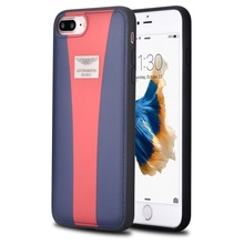 ASTON MARTIN RACING Phone Case for iPhone 7 Plus 5.5″ Leather Skin PC TPU Hybrid Cover