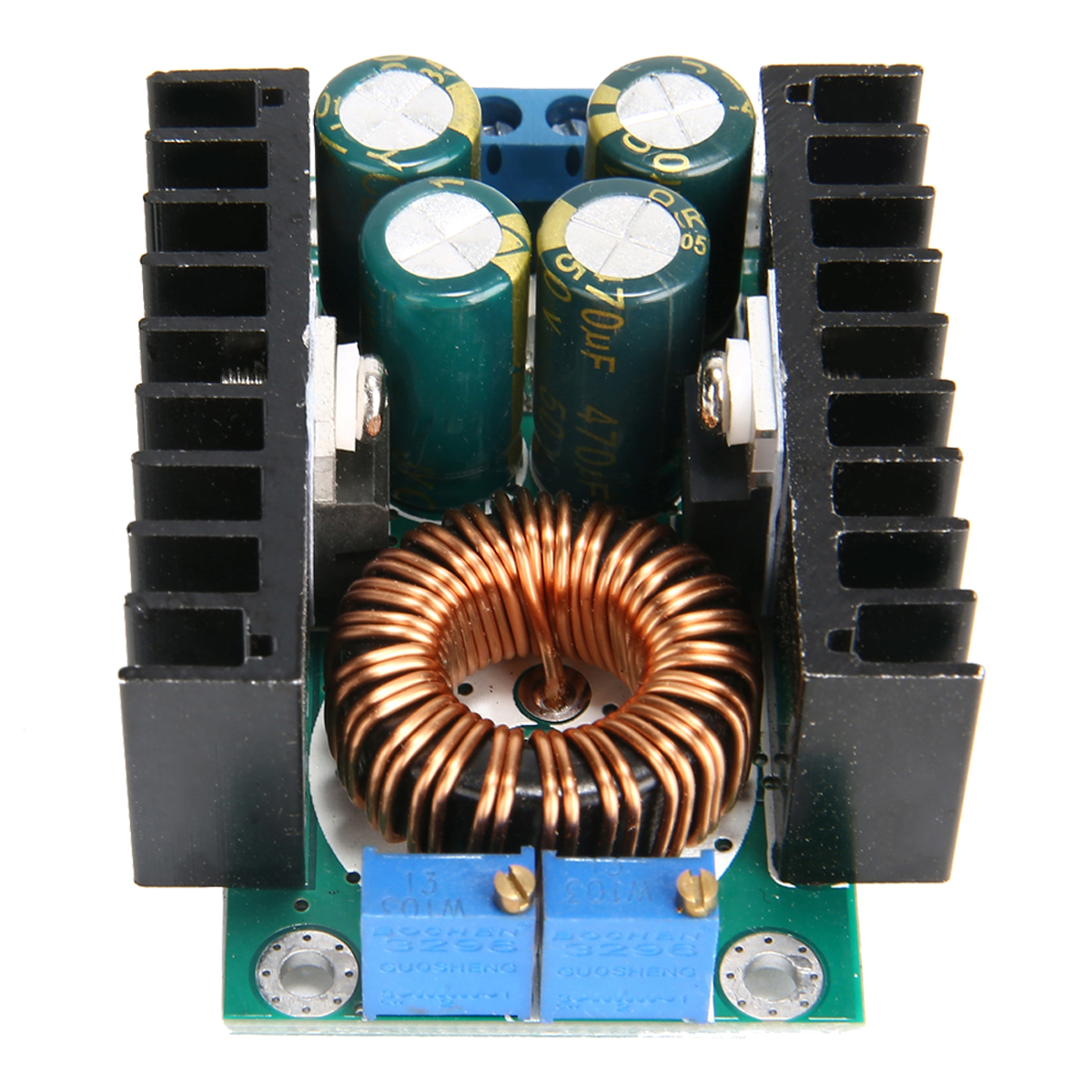 1pc DC - DC CC CV 9A 300W Step Down Buck Constant Current Converter 5-40V To 1.2-35V Voltage Power Module Electrical Equipment