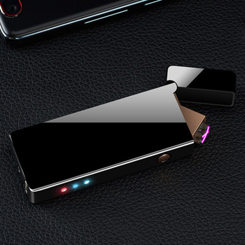 Lighter USB Electronic Plasma Cigarette Lighter For Smoking Electronic Lighter engrave name