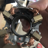 carbon brush holder For Benz 190E 200E Engine Pressor