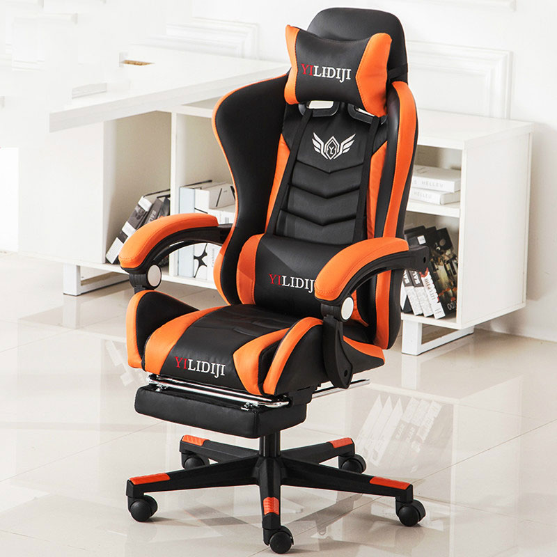 Gaming Chair Ergonomic Swivel Office High Back Heavy Duty Home Computer Desk Recliner Sport Racing In Chairs From Furniture
