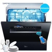 WQP8 W3908T CN Intelligent WIFI Automatic Dish Washer Machine Sterilization Drying Saving Energy And Water Washdisher