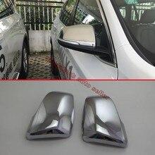 ABS Хром боковое зеркало Накладка для BMW F48 X1