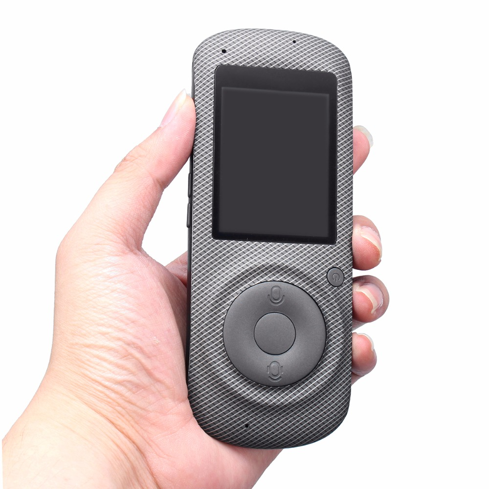 Intelligent Language Voice Translator WiFi Instant Portable Translator 2 Way Real-Time Translation Traveling Meeting Translator 20