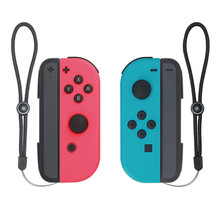 XBERSTAR Game Handle Controller Grip Gaming Handheld Holder Mini Charging Grip For Nintendo Switch Controller Joy-Con