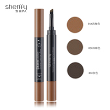 Color Eyebrow Brow Pomade Brazilian Wax Dye Makeup Waterproof Gel Cream Filler Makeup Permanent Brown Pencil Taupe Eyebrow Paint
