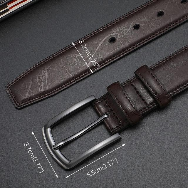 Business Leather Belt 8