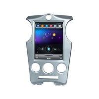 10.4 tesla style vertical screen Octa core Android 8.1 Car GPS radio Navigation for Kia Carens Rondo Naza Citra 2 Rondo