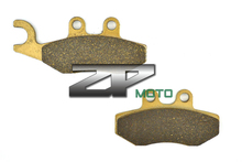 Cheaper NAO Brake Pads For PIAGGIO BV 250 Heng Tong Caliper 2006-2011 Front & Rear OEM New High Quality