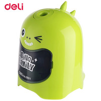 Deli Cute Automatic Pencil Sharpener School Stationery Electric Pencil Sharpener Creative Students Office Supplies Stationery