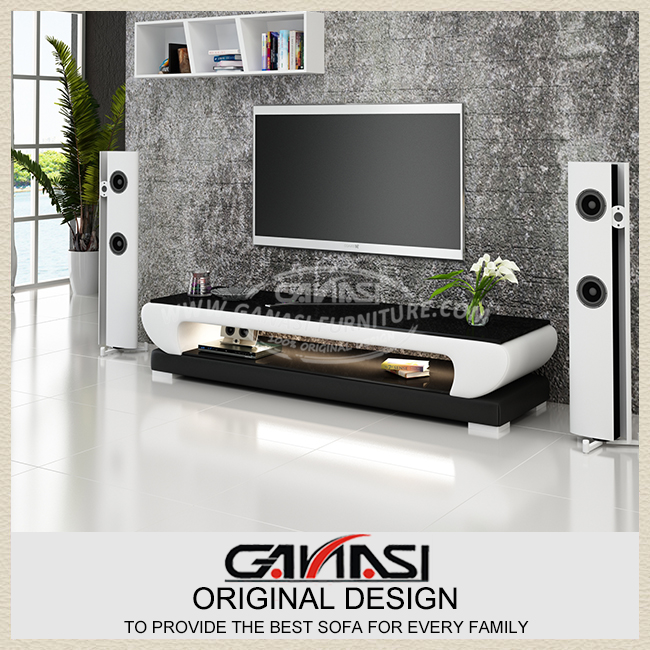 modern white tv stand,tv table furniture,tv meubel-in TV Stands from ...