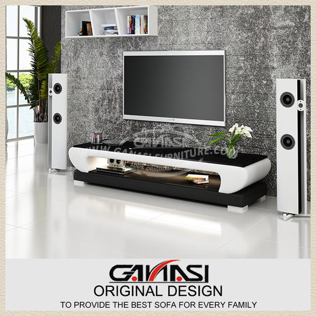 Modern White Tv Stand Tv Table Furniture Tv Meubel In Tv Stands From