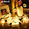 Jiaderui G40 Globe Bulb Copper Wire LED String Lights For New Year Party Xmas Decoration Party