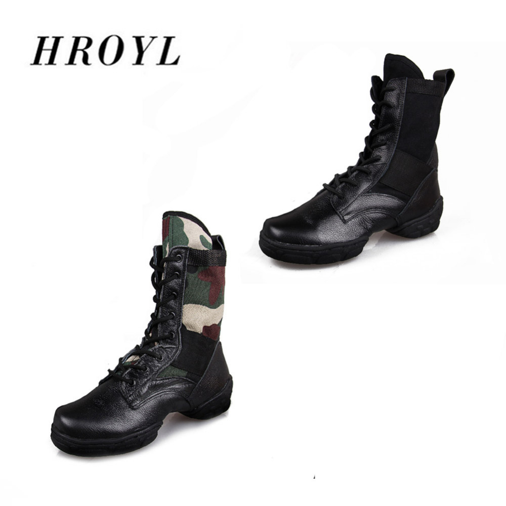 Brand New Hiking Shoes Dance Sneakers Soft Long Gym Boots