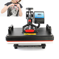 12x15 inch Diy T Shirt Heat Press Machine Sublimation Heat Transfer Printer For Customizing T shirt/Phone Cover/Mouse Pad