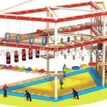 Китай производитель веревки комплект для детских площадок экспортируется на Мальту HZ-060-1