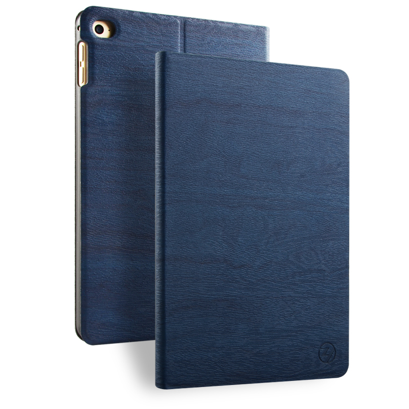 ZOYU For iPad Pro 9.7 PU Leather  accessories case Sleep  Wake up case for apple iPad mini4  Smart Cover case