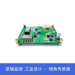 AVT2100T podwójnej osi oś cyfrowy czujnik pochylenia pojedyncze płyty  pochyłomierza  kąt pomiaru moduł czujnika w Części do klimatyzatorów od AGD na