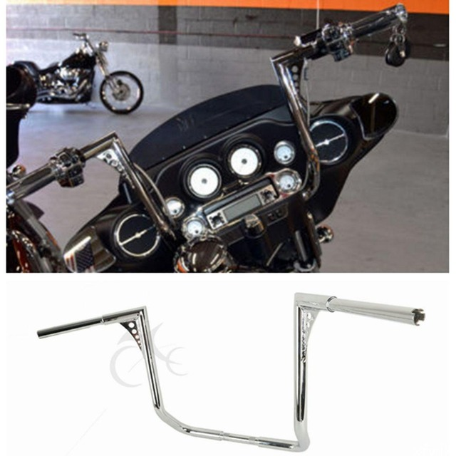 Free Shipping Motor 1 14 18 Devil Ape Bars Handlebars For Harley