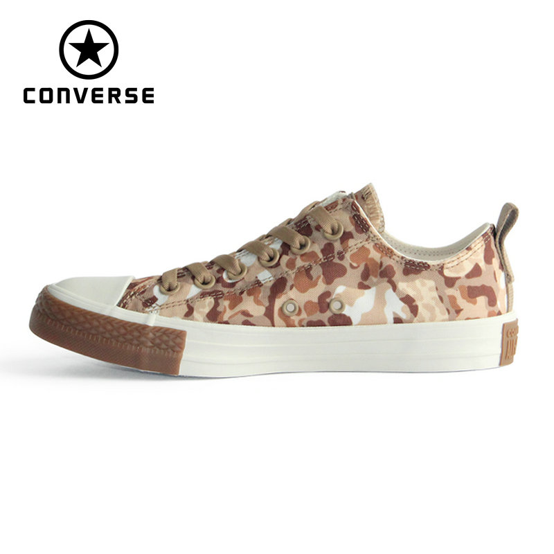NEW 1970S Converse camouflage disruptive pattern Original all star shoes unisex sneakers Skateboarding Shoes 161433C jacket converse all star