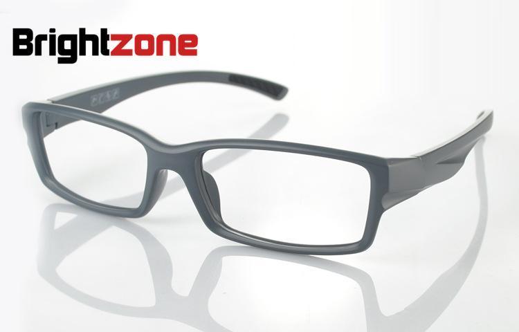 dd5c5f285 2017 خفيفة للجنسين TR-90 كامل حافة مكافحة زلة نصائح النظارات إطار نظارات  إطار قصر النظر وصفة عينية وجهية دي سول