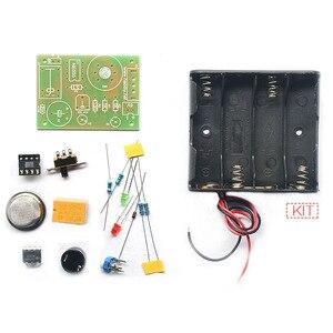 Image 2 - CIRMECH MQ 2 Gas Sensor Modul Rauch Gas LPG Butan Wasserstoff Gas Sensor Butan Methan Detektor für Arduino DIY kit
