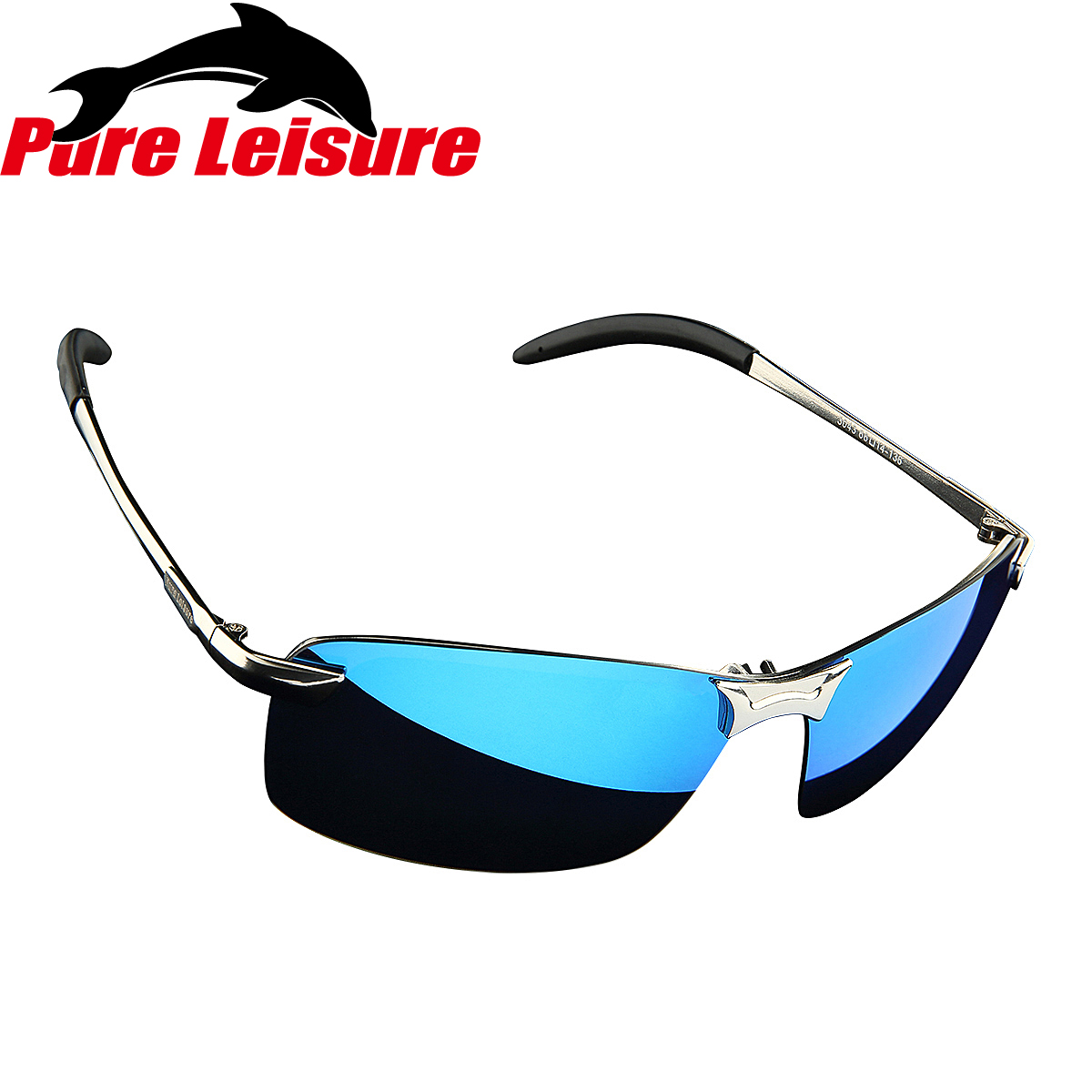 6c14a34bcc2d PureLeisure Clip On Sunglasses Anti UV Glasses Lunette Polarisantes Homme  Occhiali Da Sole Uomo Clip Peche for Fishing Eyewear-in Fishing Eyewear  from ...