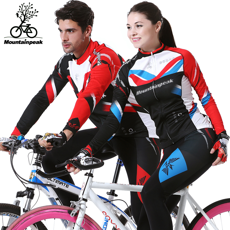 Mountainpeak Feiying Riding Long Suit Men and Women Bicycle Riding Trousers Mountain Equipment