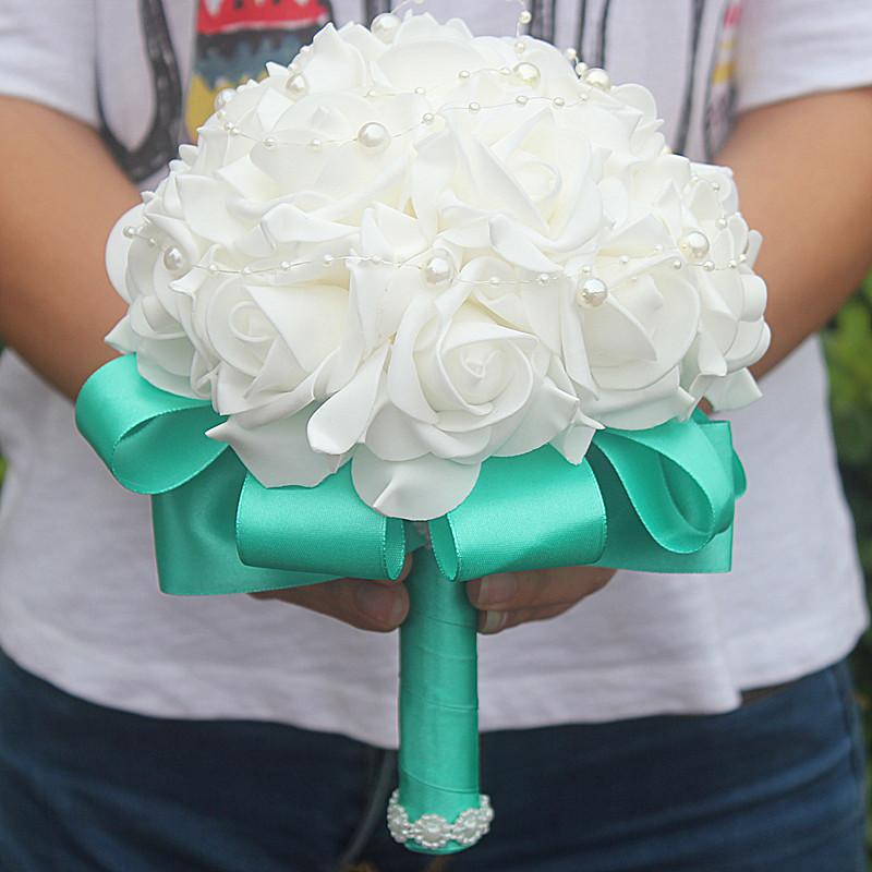 Foam Bridal Bouquet 22