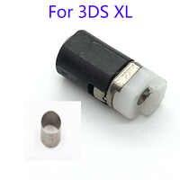 Husillo de bisagra de eje de para new 3DS XL LL, piezas de repuesto para 3DSXL 3DSLL