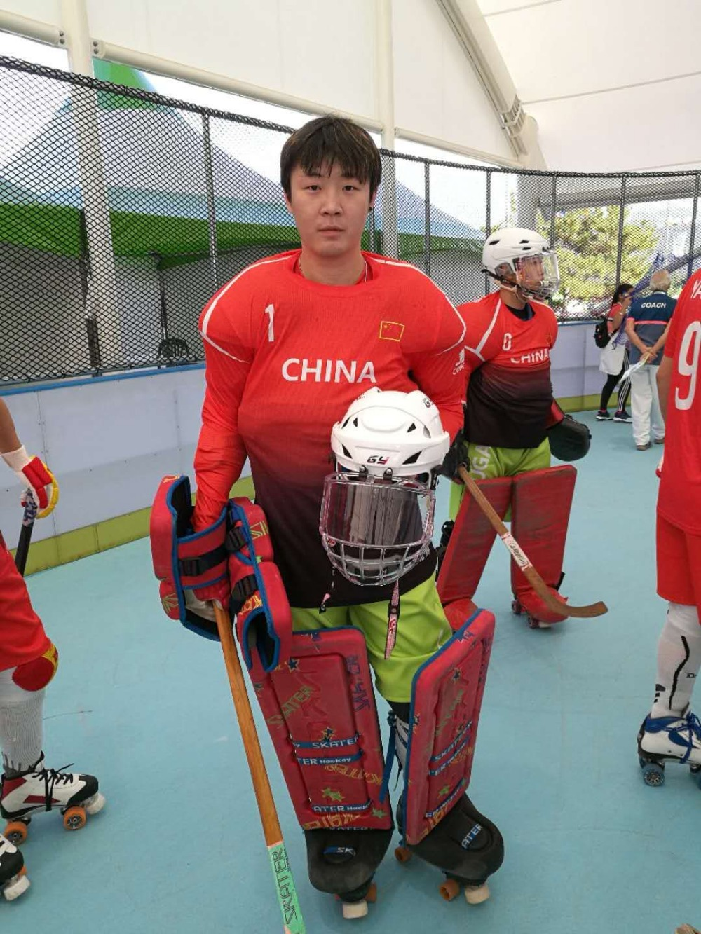 轮滑亚锦赛韩国-2