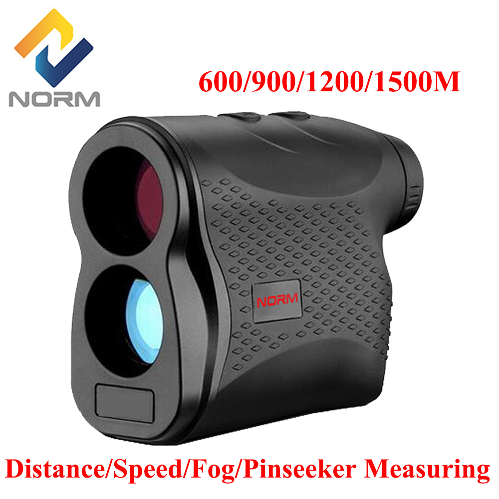 Norm Laser Distance Meter range finder Telescope for hunting golf Laser Rangefinder trena laser ferramentas Speed