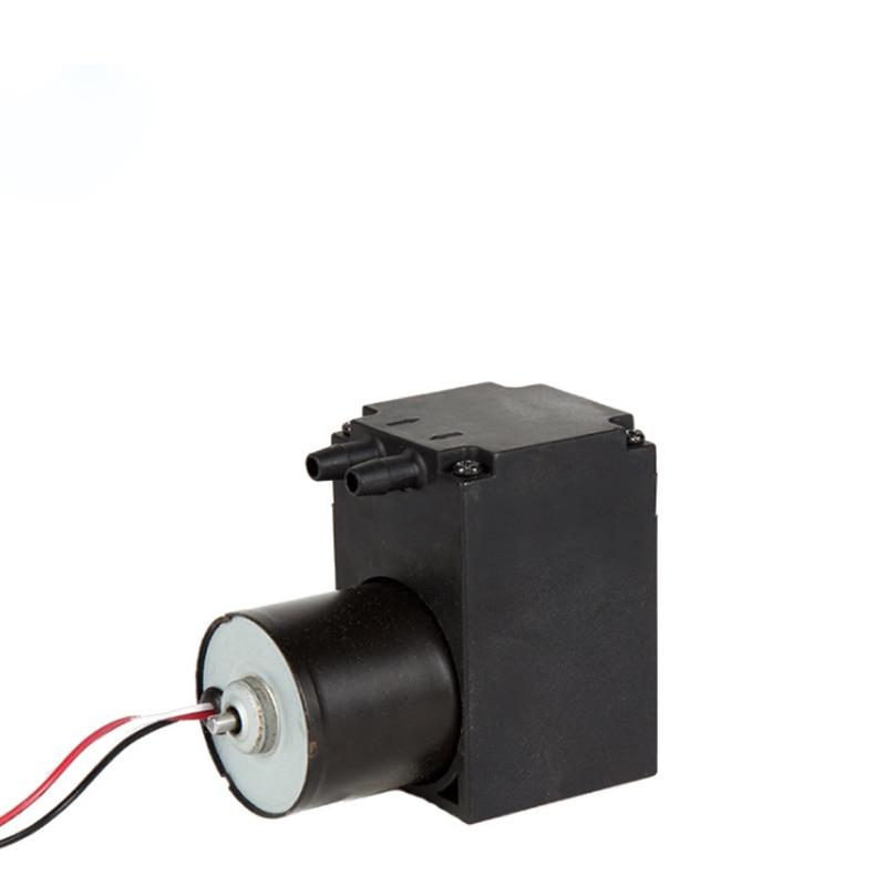 Massage équipement de beauté pompe à vide, pompe à air miniature, sous pression pompe d'aspiration, sans huile pression négative petite pompe à air