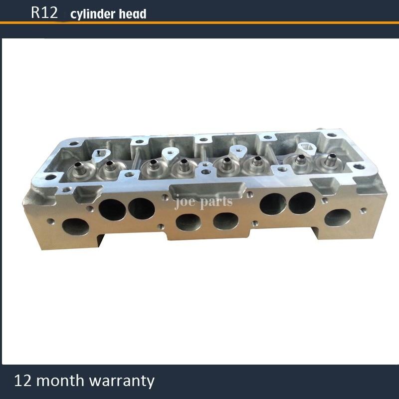 Головка блока цилиндров для Renault 847 R12/TS/R5 TX/Le car/Fuego/Trafic/R18 1937cc 1.4L 1976-79 7702131148 7702252718 7702128409