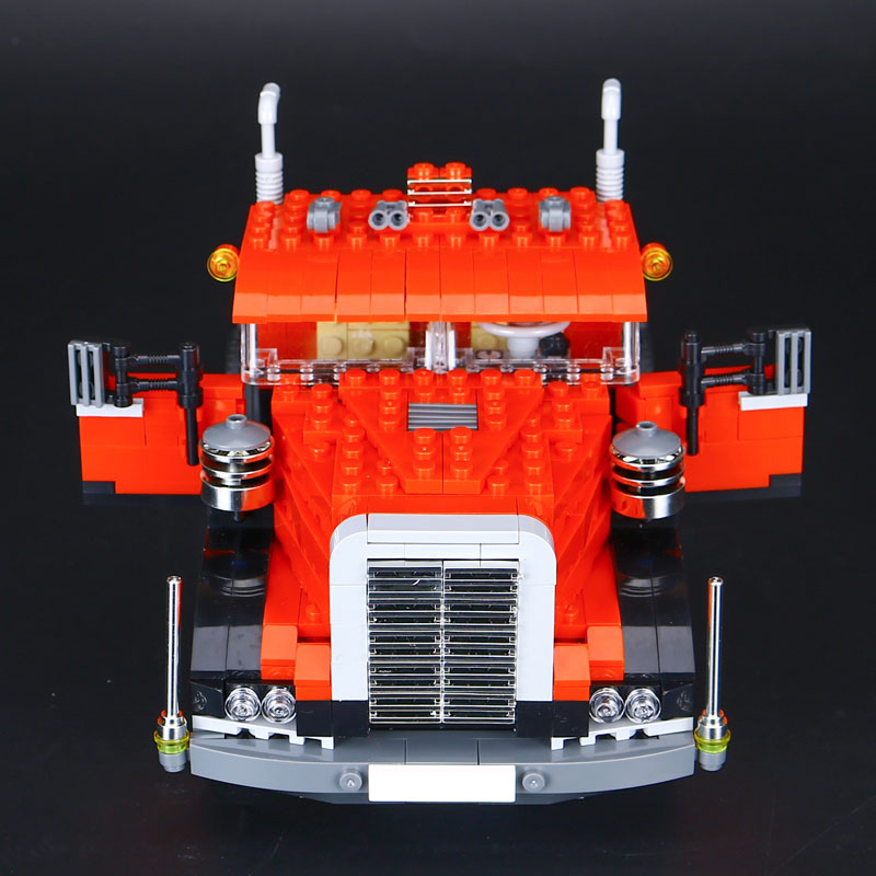 Lepin 24023 Creative Changing Series The Three in One Truck LegoINGly Model Sets 4955 Building Blocks Bricks Toys For Children