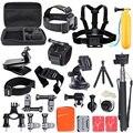 Открытый Основных Действий Камеры Комплект для Gopro hero HD 5 4/3/2/1 SJCAM SJ4000 SJ5000 SJ6000 H9R H9 H9SE