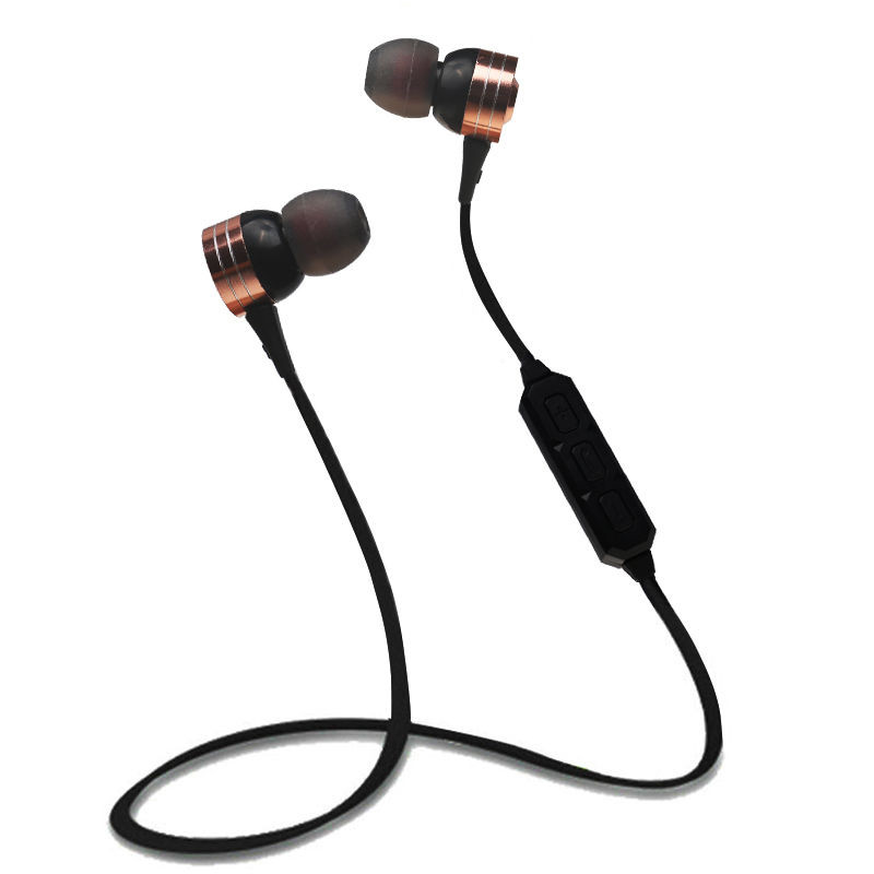 100% Brand New and High Quality  Wireless Bluetooth Sport Earphones Stereo Headphone Headset For iPhone Samsung