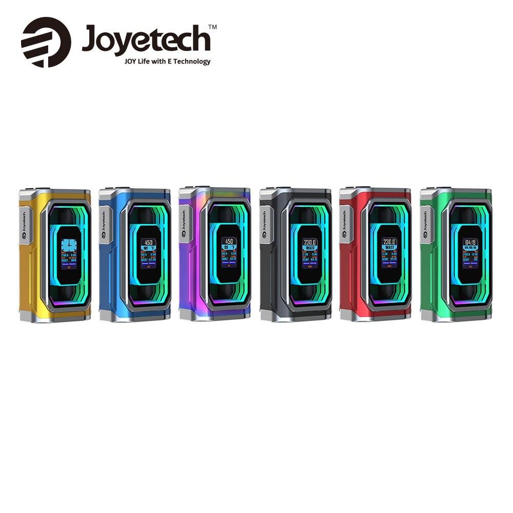 Original Joyetech ESPION Infinite 21700 230W TC Box MOD with 0.96-inch TFT Display & 25ms Fast Firing Response E-cig Vape Mod new original rev gts version2 230w tc mod with gift 4 5ml drift tank